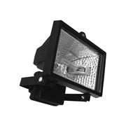 Прожектор галогенный FL-H  150 IP54 черный (S002)