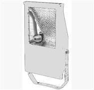 FL- 03 BOX       70/150W FOTON LIGHTING Бел асимметр-корпус